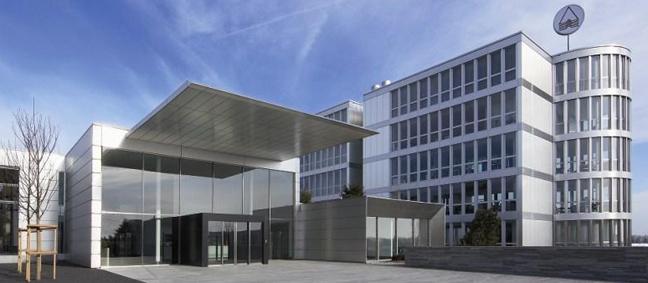 AFG Firmengebäude